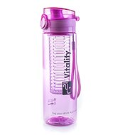 G21 Smoothie/Juice Bottle, 600ml,  Purple - Drink bottle