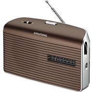 GRUNDIG Music 60 Brown - Portable Radio