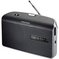 Music GRUNDIG 60 gray - Portable Radio