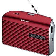 Music GRUNDIG 60 red - Portable Radio