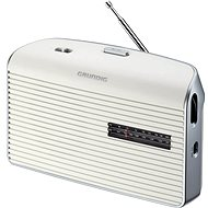 Music GRUNDIG 60 white - Portable Radio