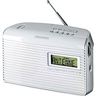 GRUNDIG Music Boy 61 white - Portable Radio