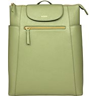 "dbramante1928 Berlin 14 ""Backpack - Meadow Green - Laptop Backpack"