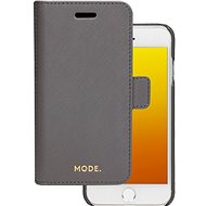 dbramante1928 New York for iPhone 8/7/6/SE 2020, Shadow Grey - Mobile Phone Case