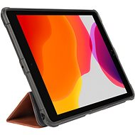 """Gecko Covers for Apple iPad 10.2"""" (2019/2020) Rugged Cover Brown - Tablet Case"""