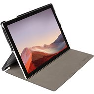 """Gecko Covers for Microsoft Surface Pro7 12.3"""" (2019) Easy-Click Black - Tablet Case"""