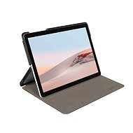 """Gecko Covers for Microsoft Surface Go 2 10"""" (2020) Easy-Click cover Black - Tablet Case"""