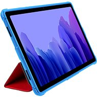 """Gecko Covers for Samsung Tab A7 10.4"""" (2020) Super Hero Kids Cover Blue-Red - Tablet Case"""