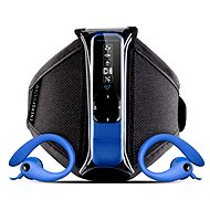 Energy System Active 2 Neon Blue 4GB - MP3 Player