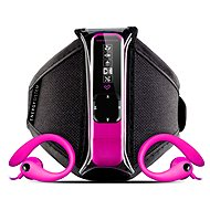 Energy System Active 2 Neon Fuchsia 4GB - MP3 Player
