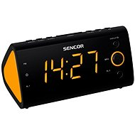 Sencor SRC 170 OR orange - Radio Alarm Clock