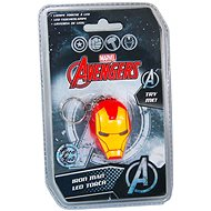 Marvel Avengers Iron Man LED Torch - Keyring