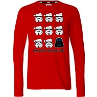 Star Wars Merry X-Mas Long Sleeve - T-Shirt