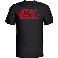 Star Wars Red Logo T-Shirt - T-Shirt