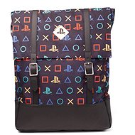 Backpack with a Playstation Design - Backpack