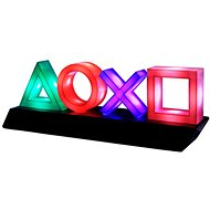 USB Playstation Icons Light - Table Lamp