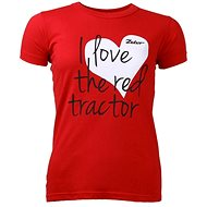 Zetor Heart - XL T-shirt - T-Shirt