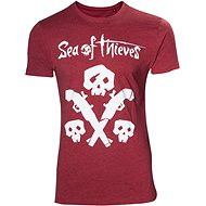Sea of ??Thieves - Skulls and Guns T-shirt - T-Shirt