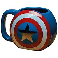 Captain America Shield Mug - Mug