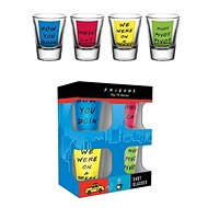 Friends - stamprle (4x) - Glass for Cold Drinks