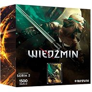 The Witcher - Ciri - Official Puzzle - Puzzle