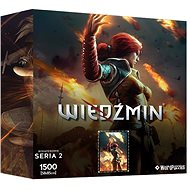 Wicker - Triss - official puzzle - Puzzle