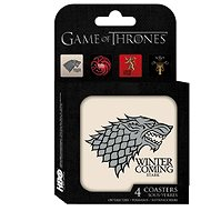 Game Of Thrones Set - Coasters - Pad