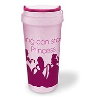 Nothing Can Stop Princess - travel mug - Traveling mug