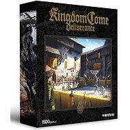 Kingdom Come Deliverance - Puzzle - Puzzle