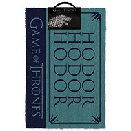 Game Of Thrones Hodor - Doormat - Doormat
