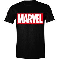 Marvel Box Logo - T-Shirt - T-Shirt