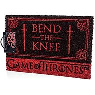 Game Of Thrones Bend The Knee - Doormat - Doormat
