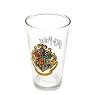 Harry Potter Hogwarts Crest - Glass