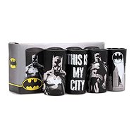 Batman Poses - 4x Glasses - Glass for Cold Drinks
