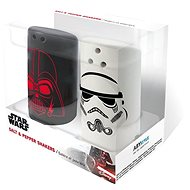 Star Wars - Vader & Trooper  - Salt and Pepper Shakers - Dish Set