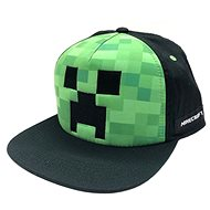 Minecraft - Creeper Face - Cap
