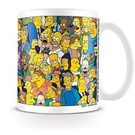 The Simpsons - Characters - Mug