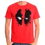 Deadpool - Splash Head - T-shirt - T-Shirt