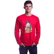 Disney X-mas - Long Sleeve T-Shirt, L - T-Shirt