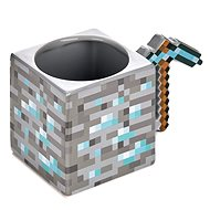 Minecraft - Pickaxe - Ceramic 3D Mug - Mug