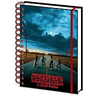 Stranger Things - Mind Flayer - Ring-bound Notebook - Notebook