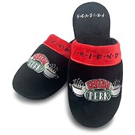 Friends - Central Perk - slippers size 38-41 black - Slippers