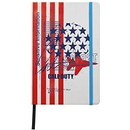 Call of Duty: Black Ops Cold War - Top American Soldier - Notepad - Notebook