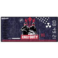 Call of Duty: Black Ops Cold War - Propaganda - Mouse and Keyboard Pad - Mouse Pad