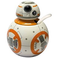 Star Wars - BB-8 - Ceramic Jar with Spoon - Container
