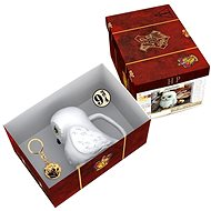 Harry Potter - Hedwig - 3D mug, pendant, badge - Gift Set