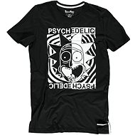 Rick and Morty - Psychedelic - T-shirt - T-Shirt