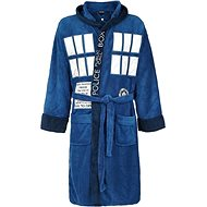 Doctor Who - Police Box - bathrobe - Bathrobe