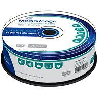 MediaRange DVD+R Dual Layer 8.5GB, 25pcs - Media