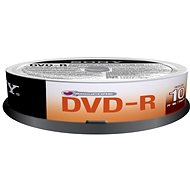 Sony DVD-R 10pcs cakebox - Media